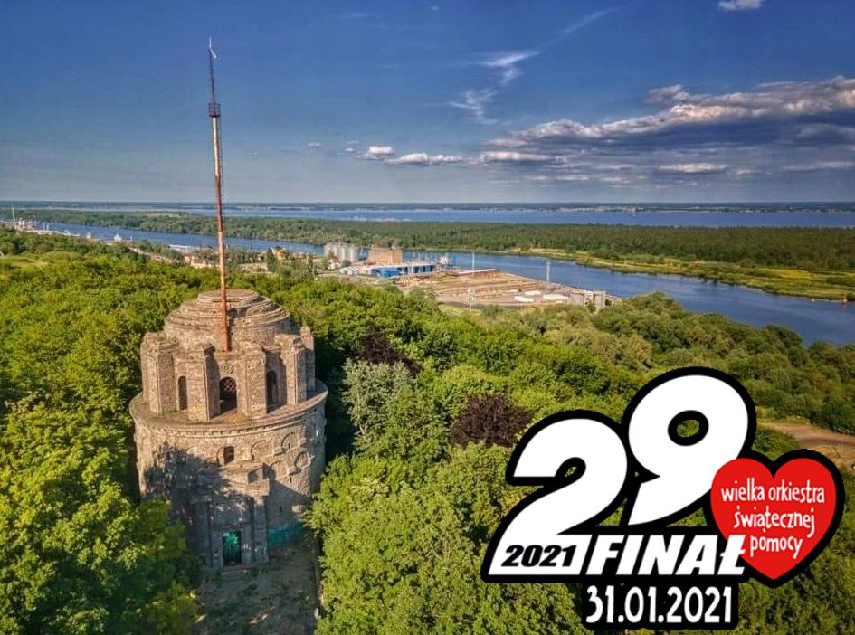 Wieża Bismarcka WOŚP